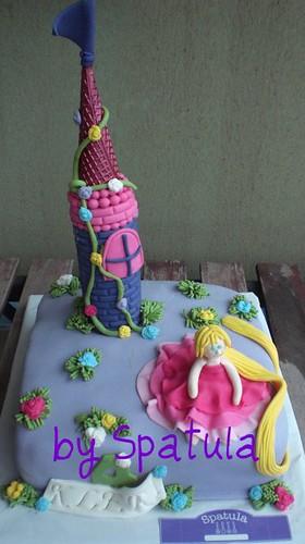 Rapunzel Pasta by Demetin spatulasi