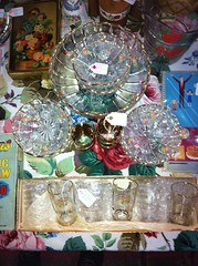 I Heart Vintage Fair - Glassware - Biggleswade Antiques Fair by I-Heart-Vintage