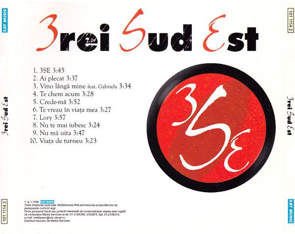 3 Sud Est* 3SE - Discul EP