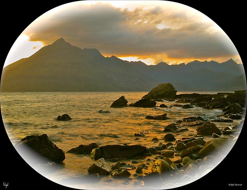 Cuillins Sunset