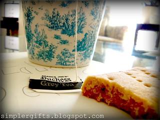tea and shortbread 2