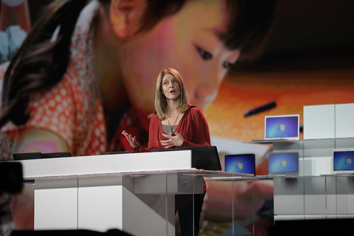 Microsoft CES 2012 Press Conference