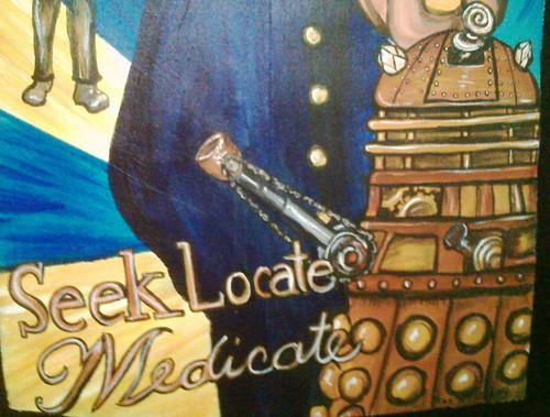 Seek Locate Medicate
