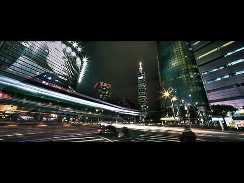 [explore] [Panorama] Taipei 101