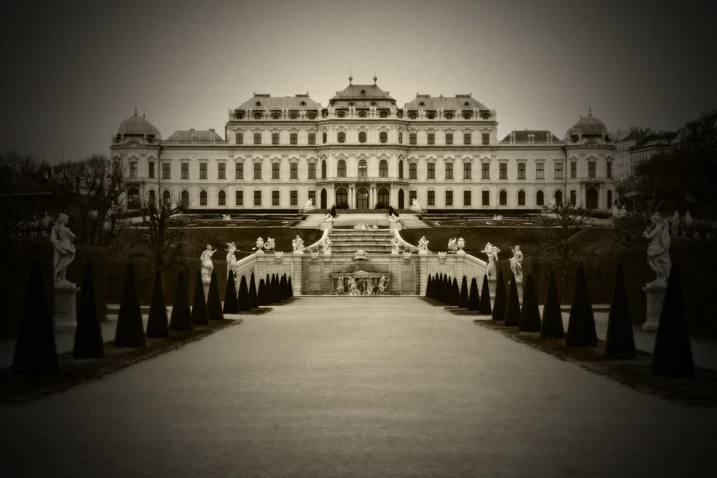 Old Vienna photo