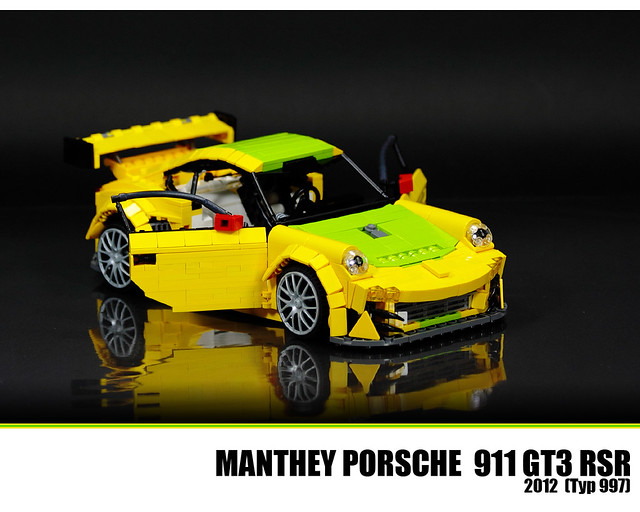 lego porsche 911 gt3 rsr flickr photo sharing. Black Bedroom Furniture Sets. Home Design Ideas