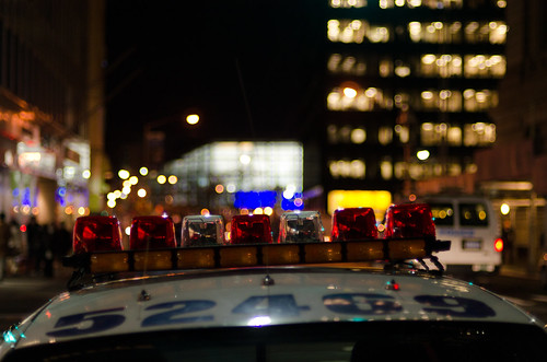 1212 Police Lights by JoelZimmer