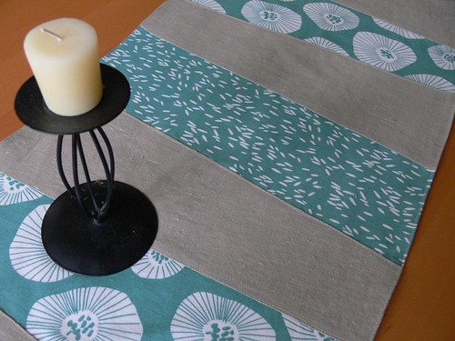 Wonky Stripes Table Runners