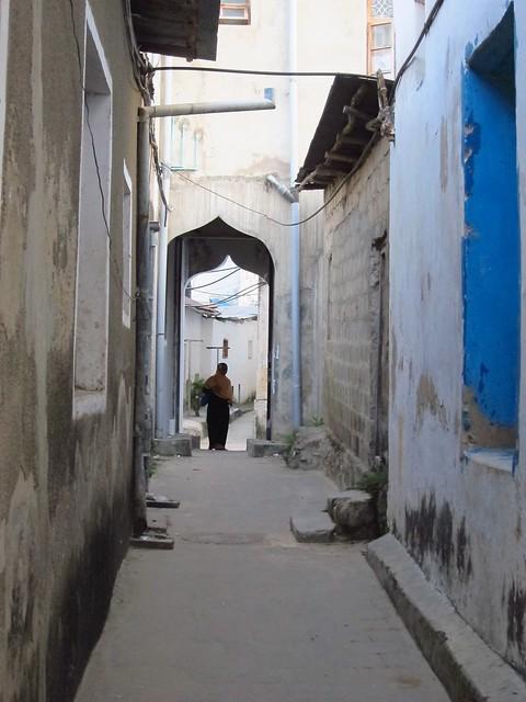 Zanzibar Alleyway