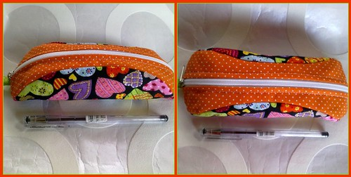Novo porta lápis by ♥Linhas Arrojadas Atelier de costura♥Sonyaxana
