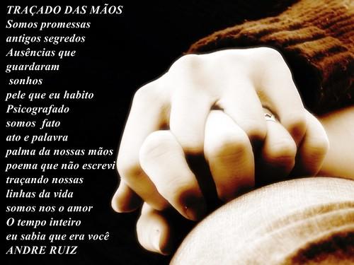 TRAÇADO DAS MÃOS by amigos do poeta