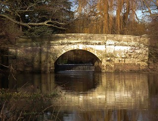 Old English Bridge.