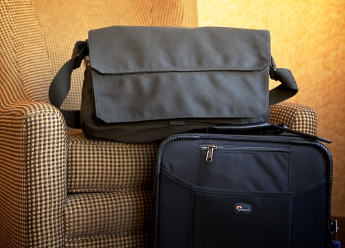 Lowepro Pro Messenger and Roller Lite