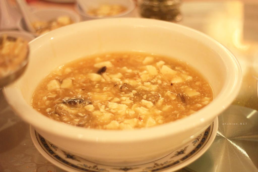 蟹柳豆腐羹