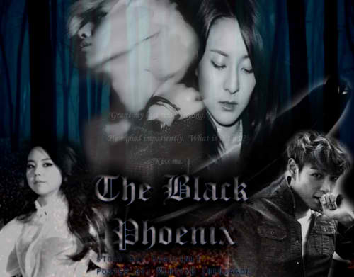 (10-49) The Black Phoenix by ninanoah26