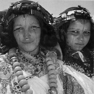 femme d'ouled Yahya