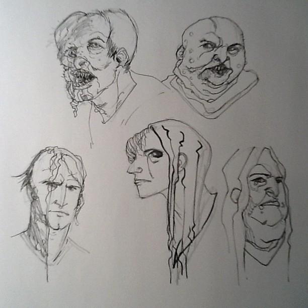 Sketching mutants. Cc: @steveniles