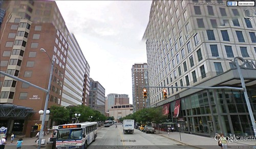 Arlington, VA (via Google Earth)