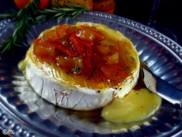 Warm Brie 2