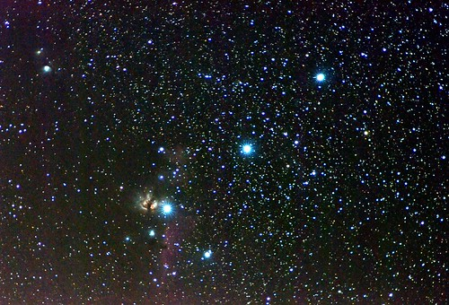 those 3 bright stars