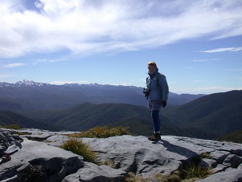 New Zealand Tour Mt Arthur Ridge