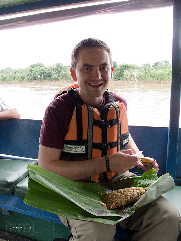 G Adventures South America - Day 14 - Refugio Amazonas