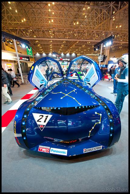 Tokyo Auto Salon Vehicles-263