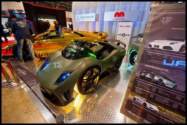 Tokyo Auto Salon Vehicles-406