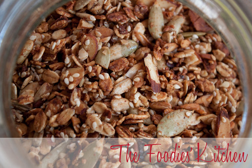 Best Granola Recipe