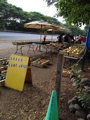 Olowalu fruit stand