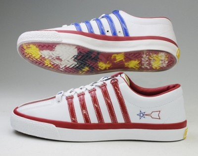 Ultraman x K-Swiss Exclusive