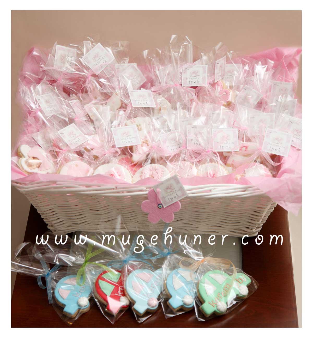 Kız bebek kurabiyeleri-1