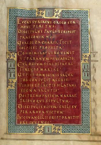 005-Gero-Codex  Evangelistar Hs 1948- Universitäts- und Landesbibliothek Darmstadt