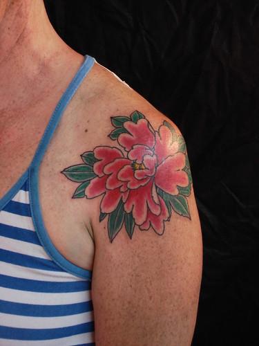 Tattoo single flower for Single flower tattoo