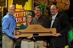 Feed Yard Foodie wins the Certified Angus Beef Feed Yard of the Year Award...