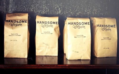 Handsome Coffee Roasters ~ Los Angeles, California