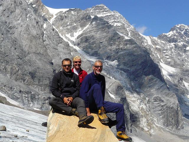 Ortler Gletsjertocht