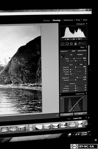 Lightroom in Black and White