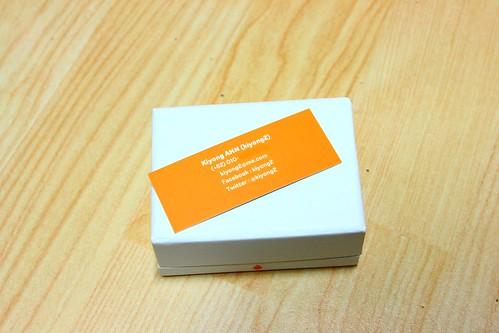 MOO Mini Card - 9