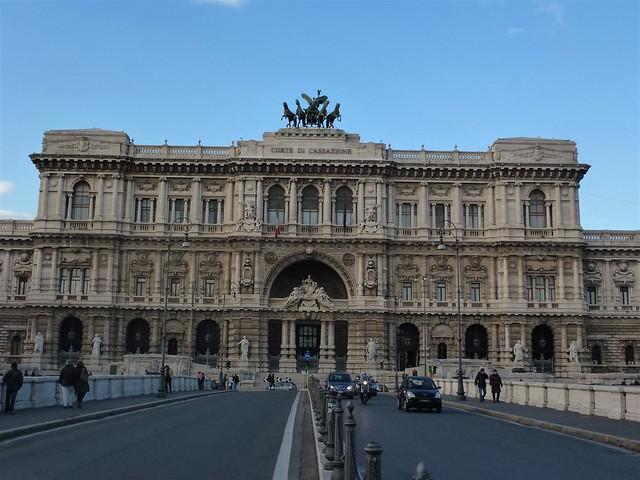 Corte Di Cassazione - Large, Roma