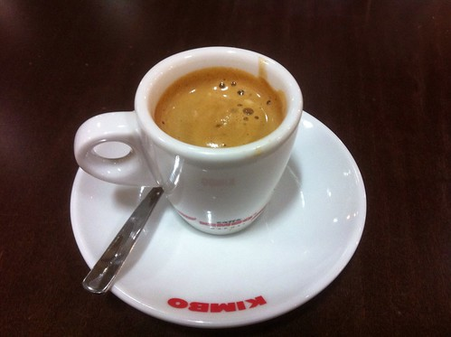Espresso by raise my voice