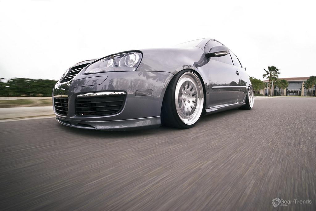 Front Roller