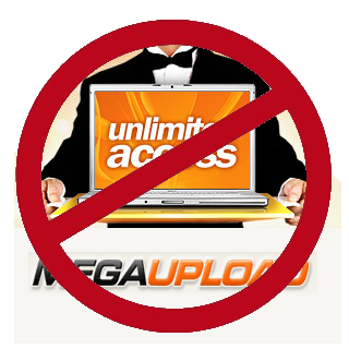 FBI Shuts Down MegaUpload