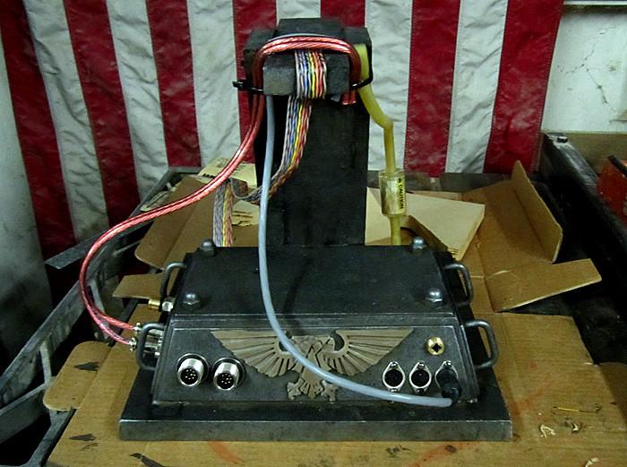 Terminator Helmet Display Stand