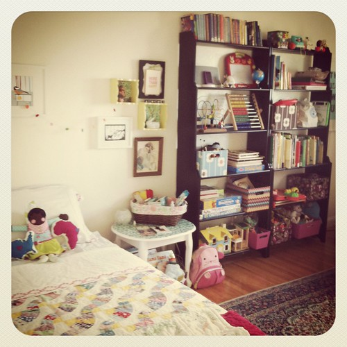 zinashi's new room