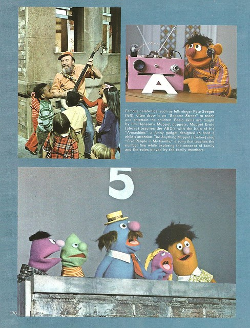 Sesame Street, NYC (Unknown Book - 1970)02