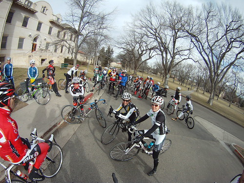 Oval Ride - Jan 21, 2012