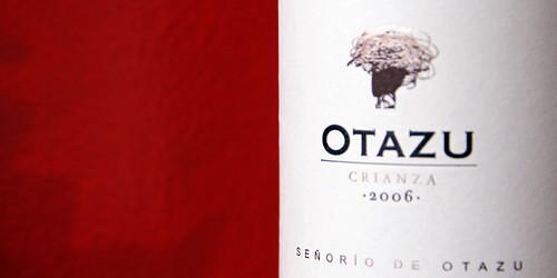 SEÑORÍO DE OTAZU - CRIANZA 2006 - VINO DEL MES