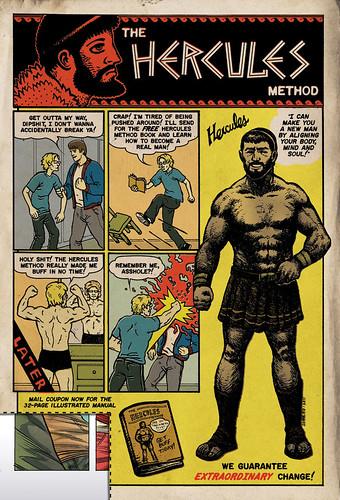 The Hercules Method by sobreiro