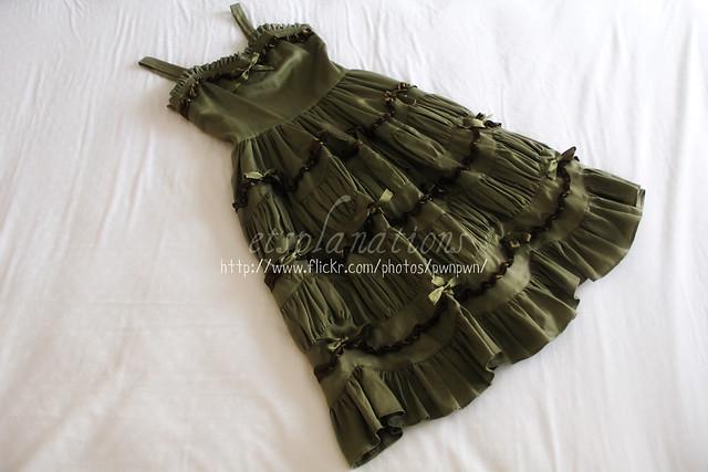JeJ La robe de pluvier